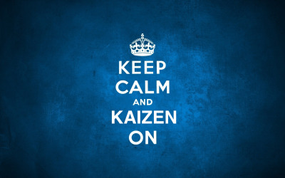 My Kids & Kaizen ..My Simple way to explain Kaizen to Kids...
